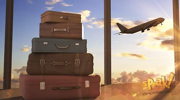 A Nagy Utazás, amely egy angol nyelviskola ajtajánál kezdődik és ér véget