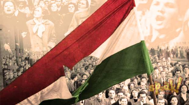 Egy budapesti angol nyelviskola tisztelgése a szabadság hősei előtt