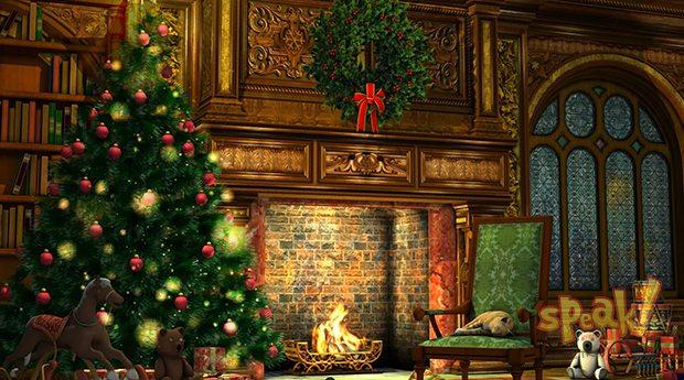 Kellemes karácsonyi ünnepeket kíván a Speak! angol nyelviskola