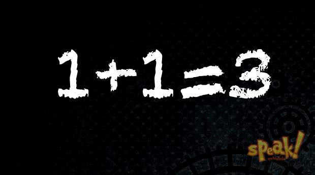 1+1 = 3? Ha jó a rendszer még ez sem lehetetlen- Speak! angol nyelviskola