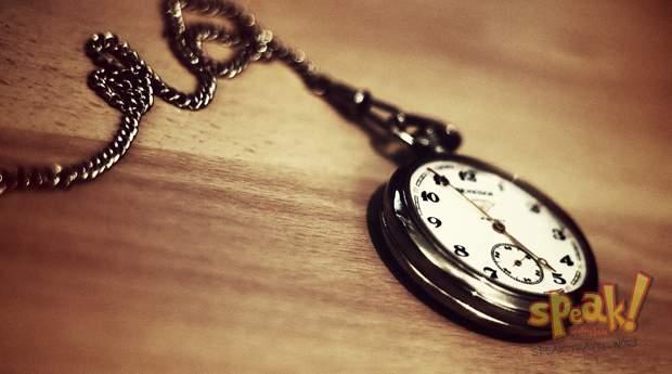 Mit árul el rólad, ha folyamatosan elkésel egy angol tanfolyam óráiról?
