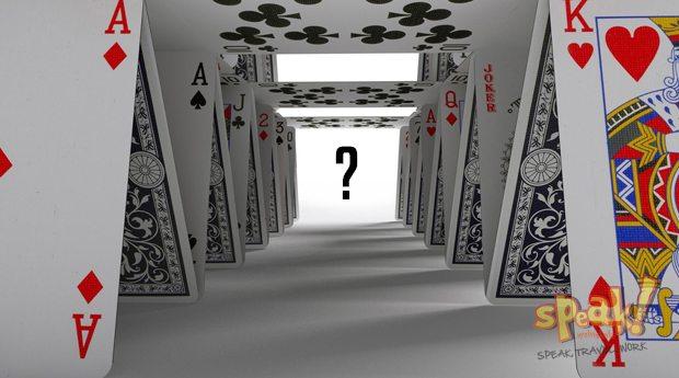 Jobb, ha nem tudod mi van a pakliban, vagy szeretnél belelátni a kártyáinkba?