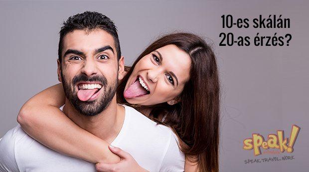Tudod mi a 10-es skálán 20-as érzés, amikor nyelvet tanulsz? – Speak! angol nyelviskola