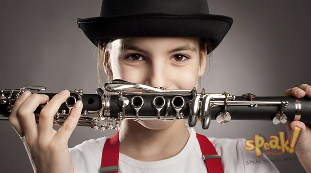 Profi nyelvhasználó akarsz lenni? Tanulj meg klarinétozni! – Speak! angol nyelviskola