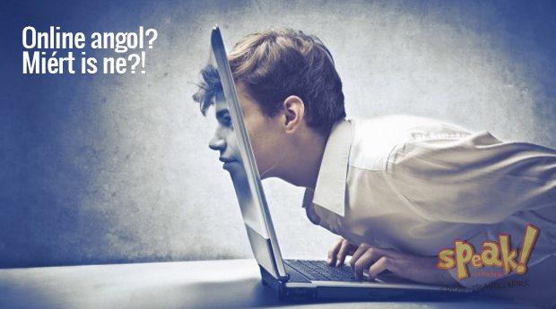 Online angol? Miért is ne?!