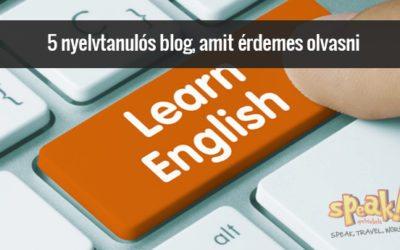 Így használd a netet angoltanulásra – 5 nyelvtanulós blog, amit érdemes olvasni