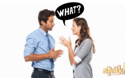 Hogyan kérdezz vissza angolul, ha nem értesz valamit? – Speak! Angol Nyelviskola