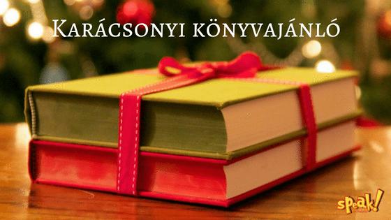 [Ajánló] 5 angol könyv a téli szünetre