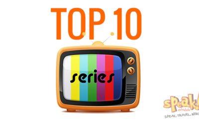 Top10 sorozat, amivel (szinte) erőfeszítés nélkül tanulhatsz angolul (1. rész)