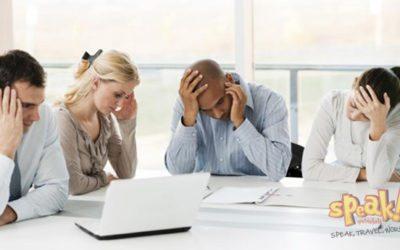 Mi a baj a céges angol tanfolyamokkal?