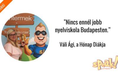 """[Interjú] """"Tudom, hogy nincs ennél jobb nyelviskola Budapesten"""""""