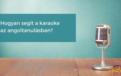 Így használd a karaoke-t nyelvtanulásra