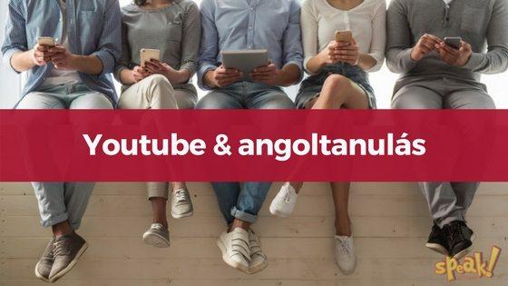 10 király Youtube csatorna, amivel szórakozva tanulhatsz angolul