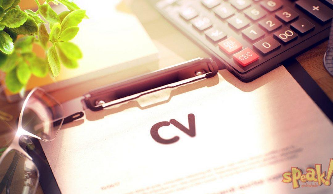 Ezekre a dolgokra figyelj, ha angol nyelvű CV-t írsz (2. rész)