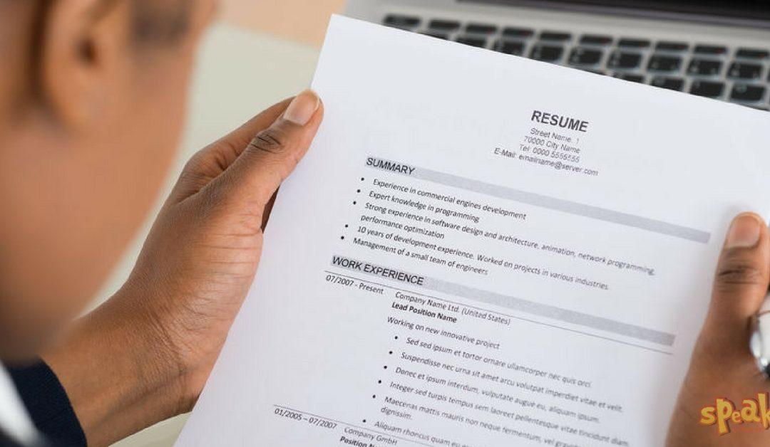 önéletrajz gyakori kérdések Ezekre a dolgokra figyelj, ha angol nyelvű CV t írsz (1. rész) önéletrajz gyakori kérdések