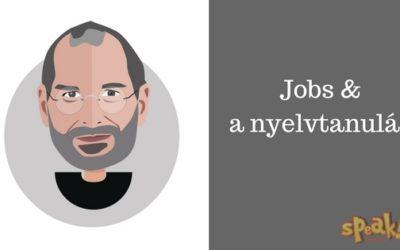 Mit tanulhatsz Steve Jobs-tól a nyelvtanulás terén?