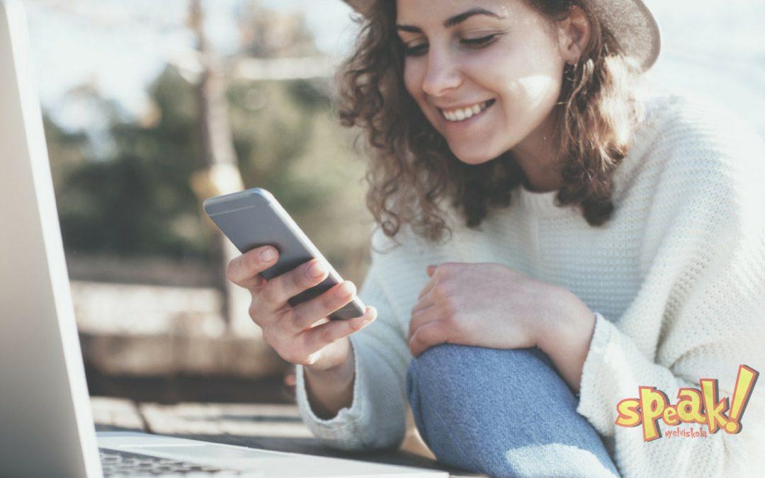 6 fájdalommentes online módszer, amivel kiegészíthetsz egy beszédközpontú tanfolyamot