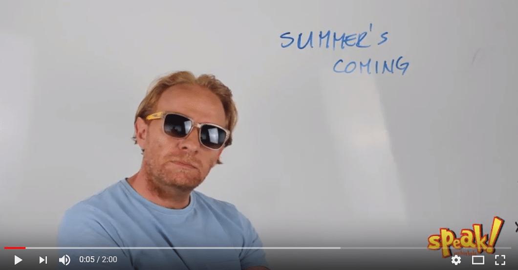 [Videóblog] Summer is coming: egy gondolat a nyárról