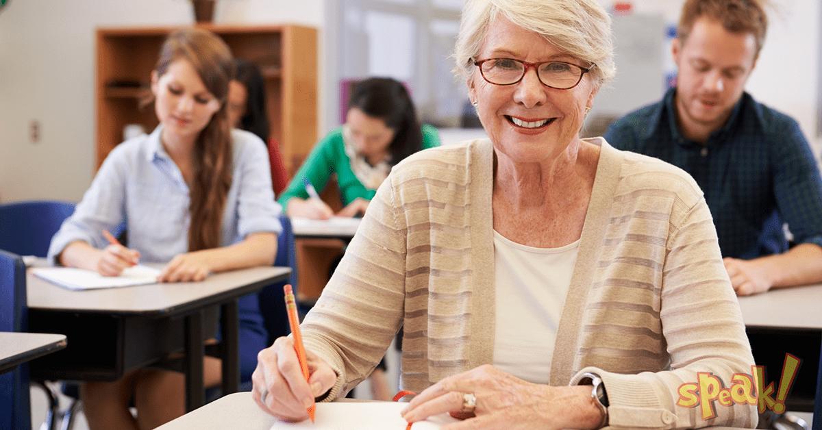 Angol nyelvtanfolyam idősebbeknek IS