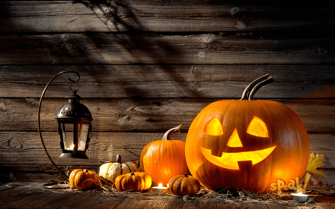 11+1 Halloween idióma