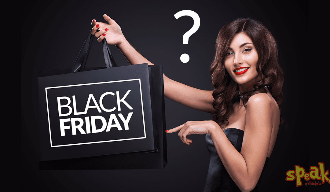 Miért fekete a Black Friday?