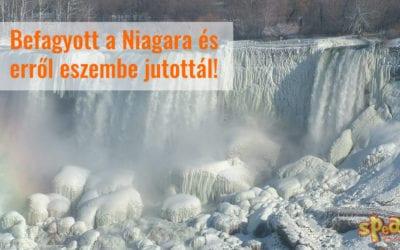 Mi köze van a befagyott Niagara vízesésnek az angoltanuláshoz?