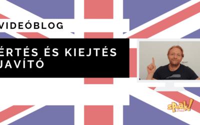 [Videóblog] A brit és az amerikai angol különböző kiejtése