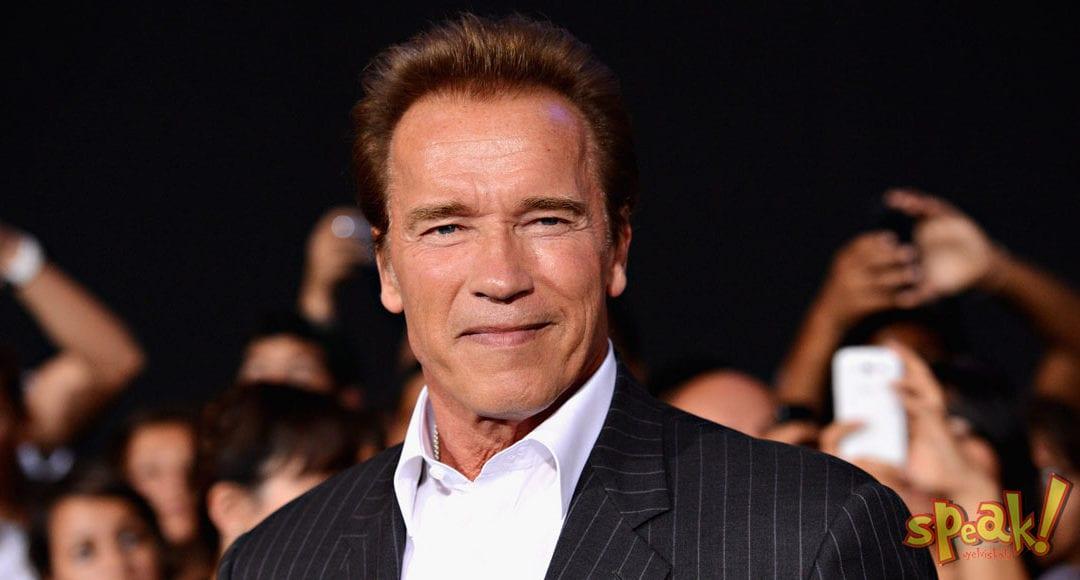 Minden angoltanuló mintaképe: ezt a 3 leckét tanuld el Arnold Schwarzeneggertől