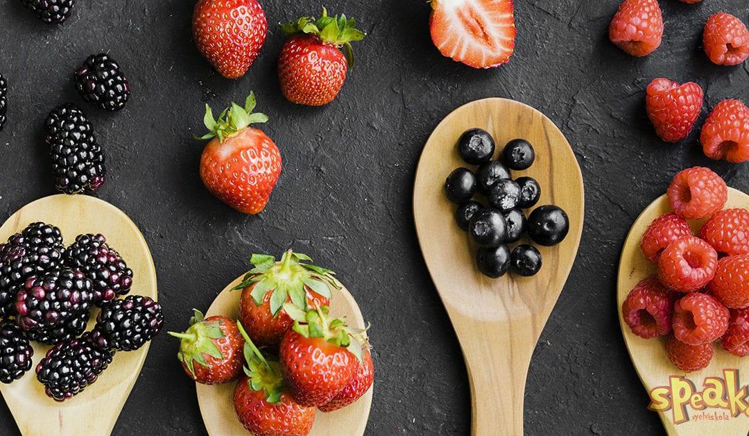 Édesítsd meg a szókincsed ezzel a 4 gyümölcsös angol kifejezéssel