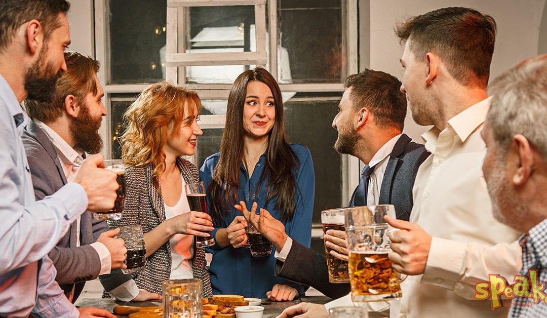 Mi kell ahhoz, hogy angolul is önmagadat tudd adni egy társaságban? – Speak! Nyelviskola