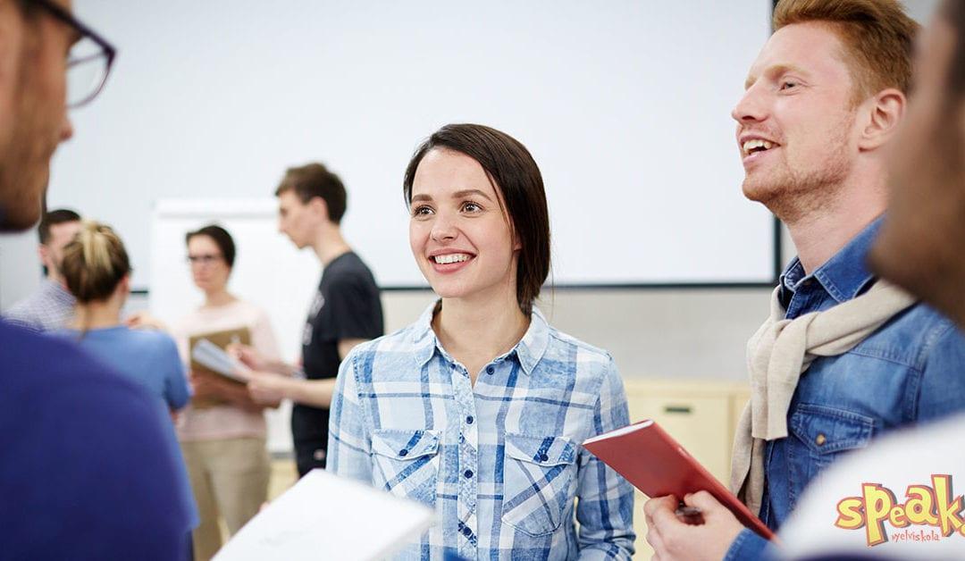Milyen egy valóban beszédcentrikus angol nyelvtanfolyam?