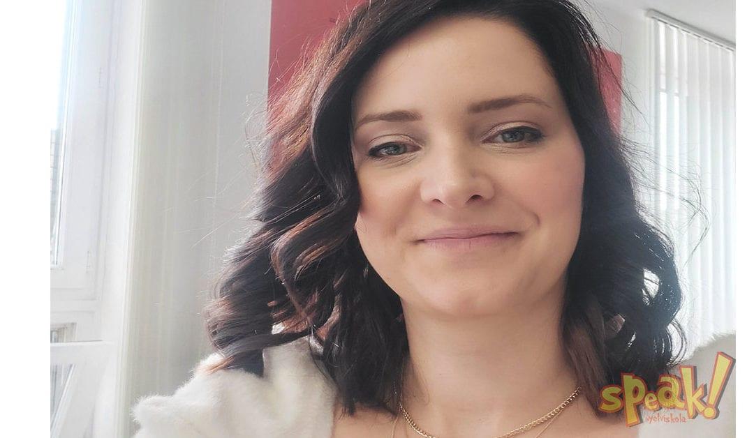 Interjú a Speak! Nyelviskola tanárainak vezetőjével– Margitay Petrával