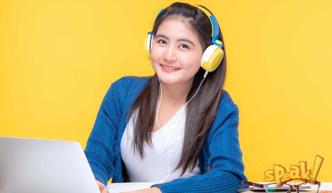 Mit értünk a Speak! Nyelviskolánál online angoltanulás alatt?