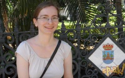Interjú Lángi Évivel, a Speak! Nyelviskola tanárával